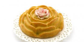 Bergamot cake